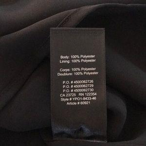 Aritzia Dresses - Aritiza Babaton Black Dress